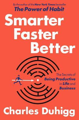 Image result for smarter better faster cover goodreads