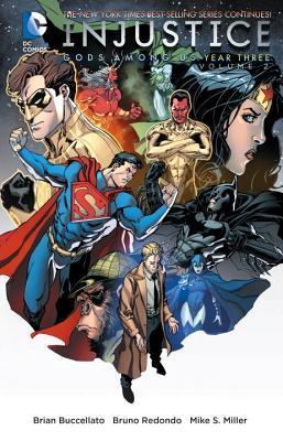 Injustice: Gods Among Us: Year Three, Vol. 2(Injustice: Gods Among Us 6)