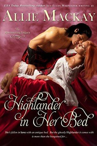 Ebook Highlander in Her Bed by Allie Mackay DOC!
