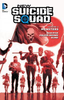 New Suicide Squad, Volume 2: Monsters