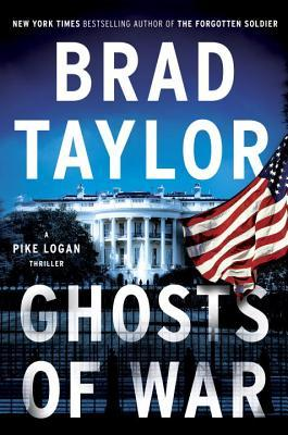Ghosts of War (Pike Logan, #10)