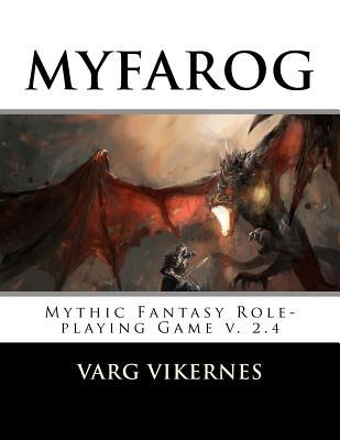 Myfarog - Mythic Fantasy Role-Playing Game