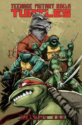Teenage Mutant Ninja Turtles Volume 1: Shell Unleashed (Teenage Mutant Ninja Turtles, #1-3)