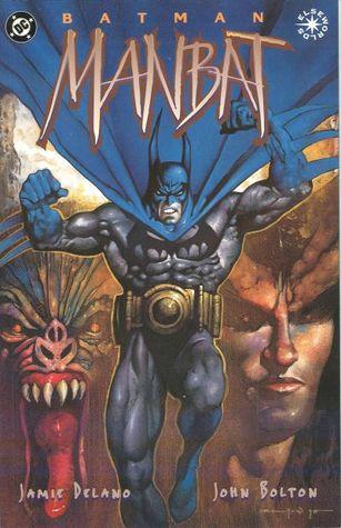 Batman: Manbat #2