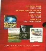 Reader's Digest Select Editions: The Empty Chair/The Other Side of the Dale/Code to Zero/Nora Nora