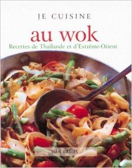 Je cuisine au wok