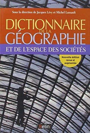 Dictionnaire de la géographie