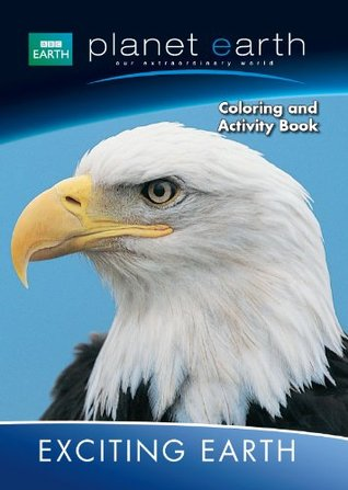 Planet Earth Giant Coloring & Activity Book ~ Exciting Earth
