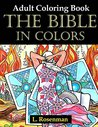 The Bible in colors: Coloring book for adults