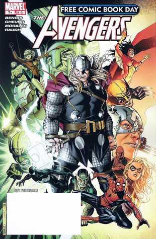 Free Comic Book Day 2009: Avengers