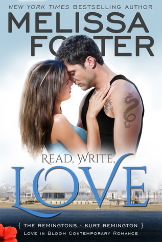 Read, Write, Love(The Remingtons 5)