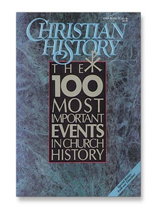 The 100 Most Important Events in Church History (Christian History and Biography, Issue 28)
