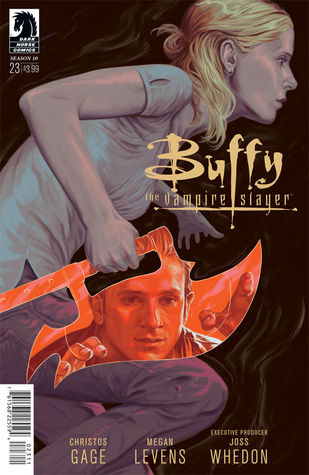 Buffy the Vampire Slayer: In Pieces on the Ground, Part 3 (Season 10, #23)