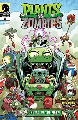 Plants vs. Zombies: Petal to the Metal #8