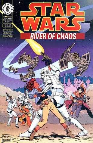 Star Wars: River of Chaos #1 (of 4)