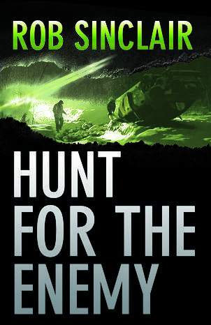 Hunt for the Enemy (The Enemy, #3)