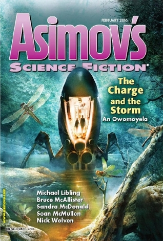 Asimov's Science Fiction, February 2016