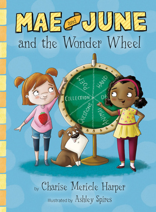 Image result for mae and june and the wonder wheel