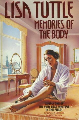 Portada de Recuerdos del cuerpo, de Lisa Tuttle