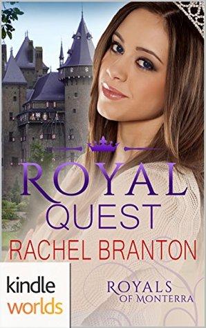 Royal Quest (The Royals of Monterra; Nob...