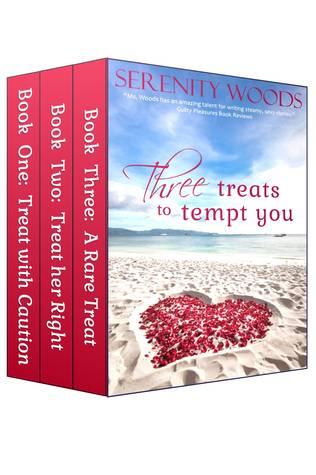 Three Treats to Tempt You (Treats to Tempt You, #1-3)