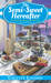 The Semi-Sweet Hereafter (A Chocolate Whisperer Mystery, #3)