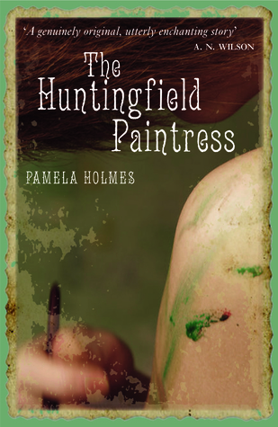 The Huntingfield Paintress by Pamela Holmes