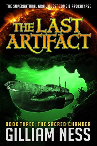 The Sacred Chamber (The Last Artifact Trilogy #3)