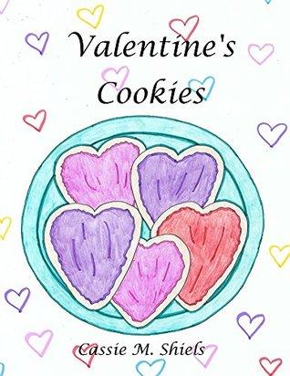 Valentine's Cookies (The Wonderly Girls #2)