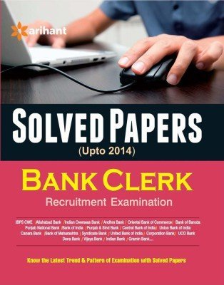 Ibps Solved Papers Bank Clerk Exams