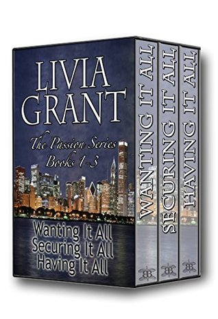 The Passion Series Books 1-3 Box Set by Livia Grant