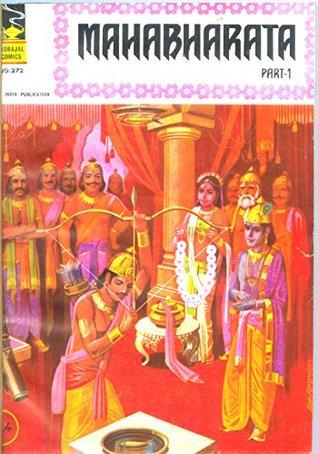 Indrajal Comics-272: Misc: Mahabharata Part-I (1977)