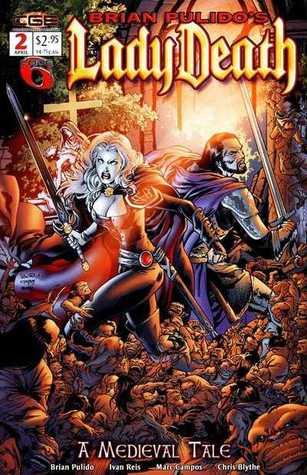 Brian Pulido's Lady Death: A Medieval Tale #2