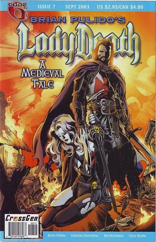 Brian Pulido's Lady Death: A Medieval Tale #7