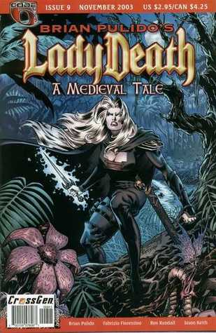 Brian Pulido's Lady Death: A Medieval Tale #9