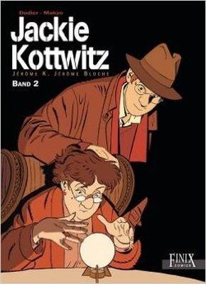 Jackie Kottwitz: Jerome K. Jerome Bloche / Jérôme K. Jérôme Bloche Gesamtausgabe Band 2