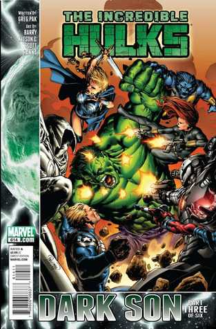 Incredible Hulks #614