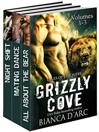 Grizzly Cove - Volumes 1-3 Box Set