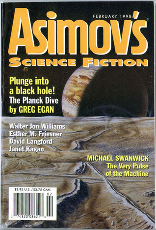 Asimov's Science Fiction, February 1998