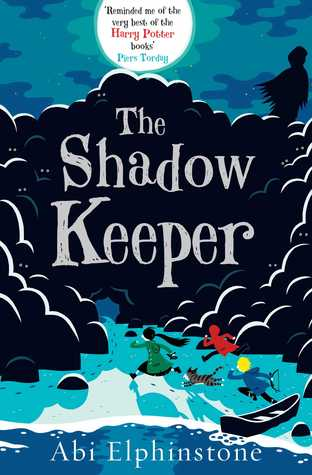 The Shadow Keeper (Dreamsnatcher #2)
