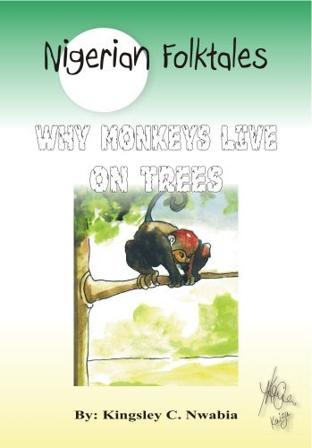 WHY MONKEYS LIVE ON TREES