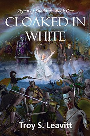 Cloaked in White (Hymn of Shadows Book 1)