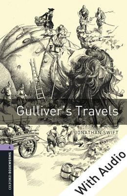 Gulliver's Travels - With Audio (Oxford Bookworms Library)