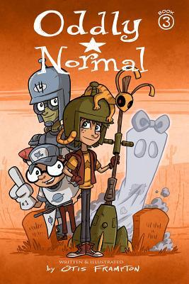 Oddly Normal, Book 3