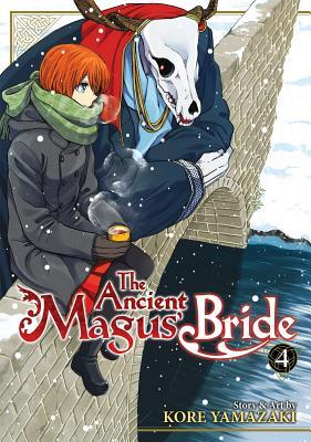 The Ancient Magus' Bride, Vol. 4 (The Ancient Magus' Bride, #4)