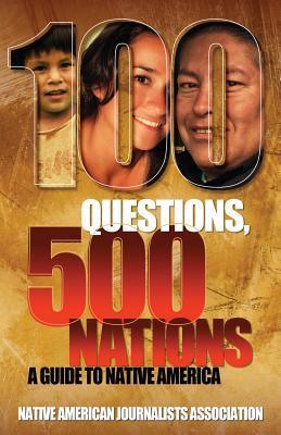 100 Questions, 500 Nations: A Guide to Native America 978-1939880383 EPUB DJVU por Native American Journalists Assn