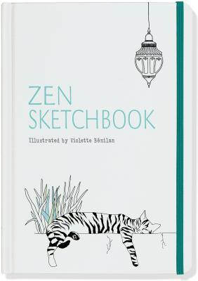 Zen Sketchbook (Interactive Journal, Notebook)