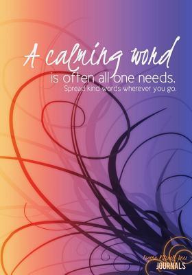 A Calming Word - A Journal