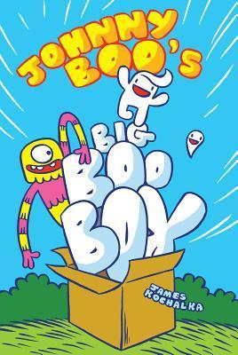 Johnny Boo Slipcase Edition: Books 1 5
