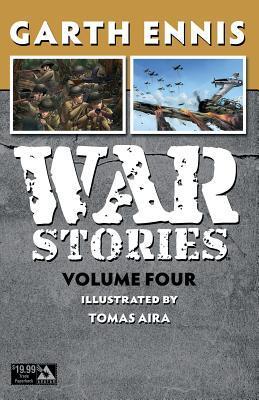 Resultado de imagen para tomas aira war stories vol 4